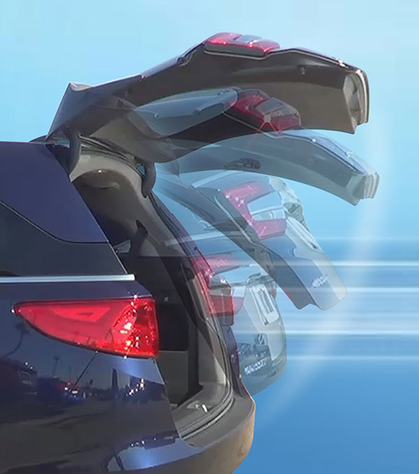 Invis-A-Rise™ Power Liftgate
