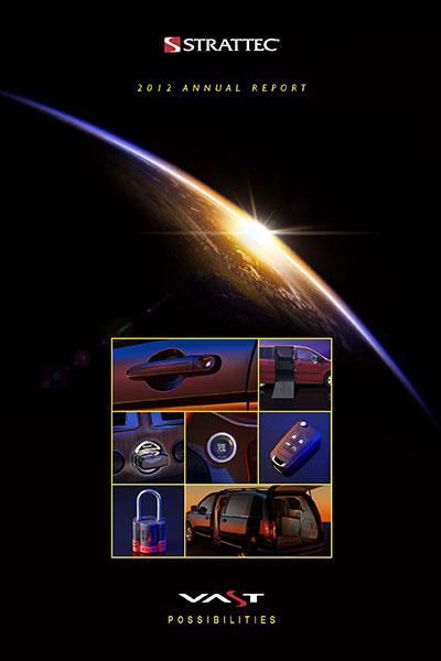 2012 Annual Report Cover